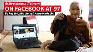 On Facebook at 97 | Vietnam's Elders