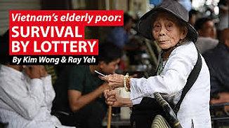 Survival By Lottery | Vietnam's Elderly Poor