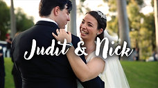 Judit & Nicholas Wedding Video
