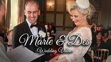 Marie & Des Wedding Video