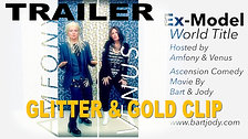 Trailer ~ Ex-Model World Title - Glitter & Gold