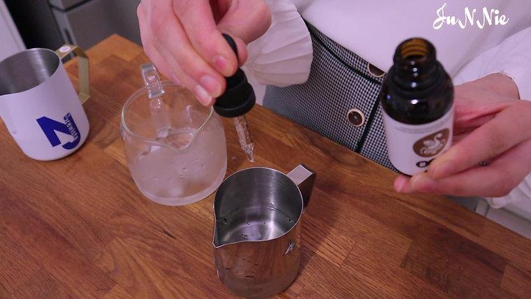 How to use BCB liquid?