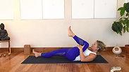 5 postures de yoga facile pour le bas du dos