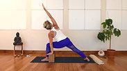15 minutes yoga fluide