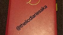 @TheLICDiaries-Aka ~ (Fri 1st Nov '2002) 📚 at Work_fax operator