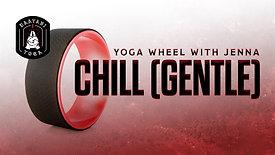 Yoga Wheel: Chill (Gentle)