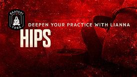 Deepen Your Practice: Hips