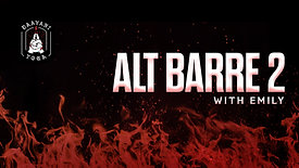 Alt Barre 2 with Emily
