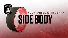 Yoga Wheel: Side Body
