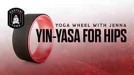 Yoga Wheel: Yin-Yasa For Hips