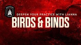 Deepen Your Practice: Birds & Binds