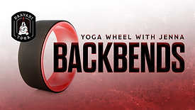 Yoga Wheel: Backbends