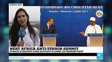 Mali: G5 Sahel anti-terrorism force