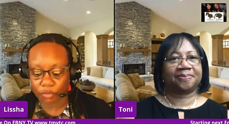 Lets Chat Live with Mz Toni and Lissha