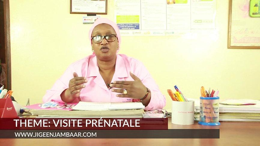 Visite Prénatale
