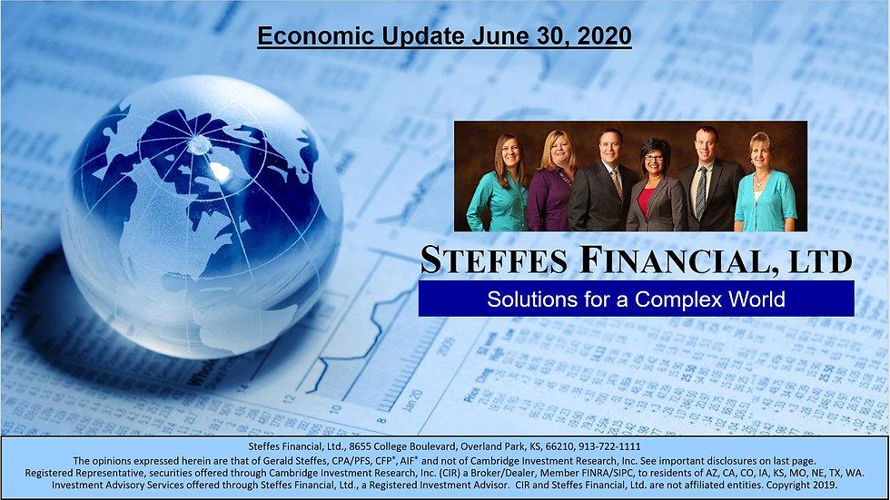 Economic Update 2020-06-30