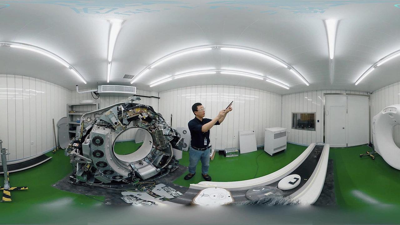 VR医疗培训 VR Medical Training