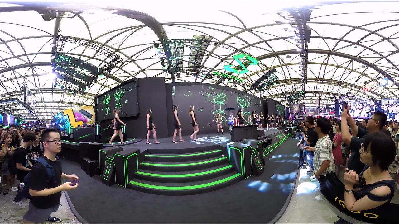 VR活动直击|VR Event Filming