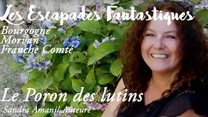#02 escapades fantastiques Porron Meurger Sandra Amani