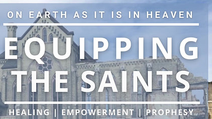 Equipping The Saints Promo