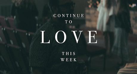 Worship Throughout the Week