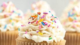 Vegan Cupcakes w/Vegan Buttercream!
