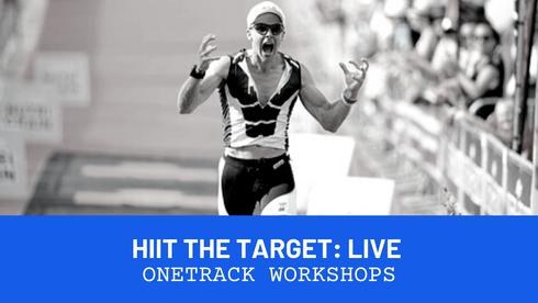 HIIT THE TARGET: LIVE Workshop