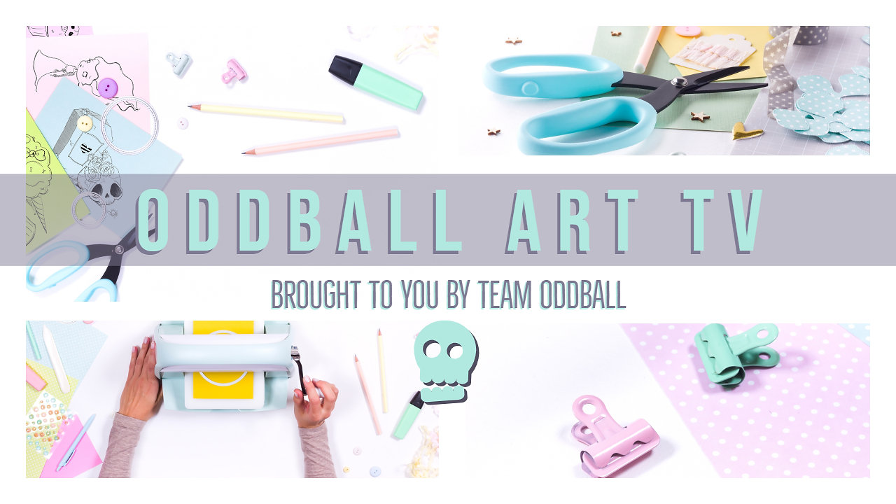 Oddball ART TV