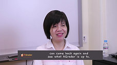 """Snipped"" Ms Lim - Testimonial for AGrader Learning Centre"