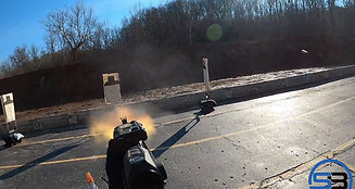 2 Gun Box Drill