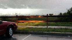 """Under The Rain"" ~ Driving my Thunder Bird - Relaxation"