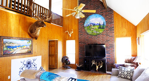 Cougar Ridge Deer Farm