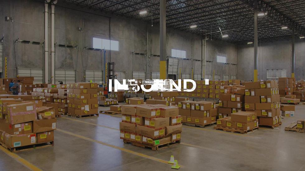 Dallas Cowboys Merchandising Frisco Warehouse Update