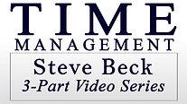 Time Management Series Part 3