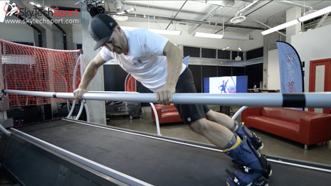 2.2-2.3. AASI Snowboard Video Guide. Power mode. Strength Training.