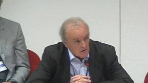 Michael Stephen speaking at EU Conference on plastics