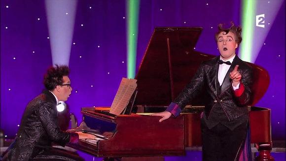 Les Virtuoses - Le Plus Grand Cabaret du Monde