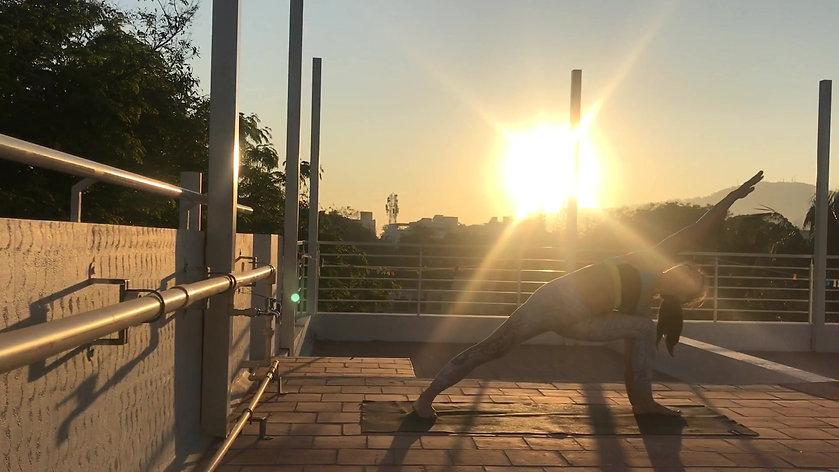 sun rise mysoreMOV