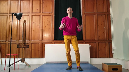 Introduction to Adrian Dutton LifeClassOnline