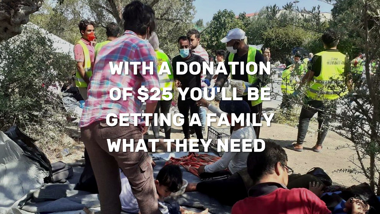 EMERGENCY RELIEF FOR LESVOS