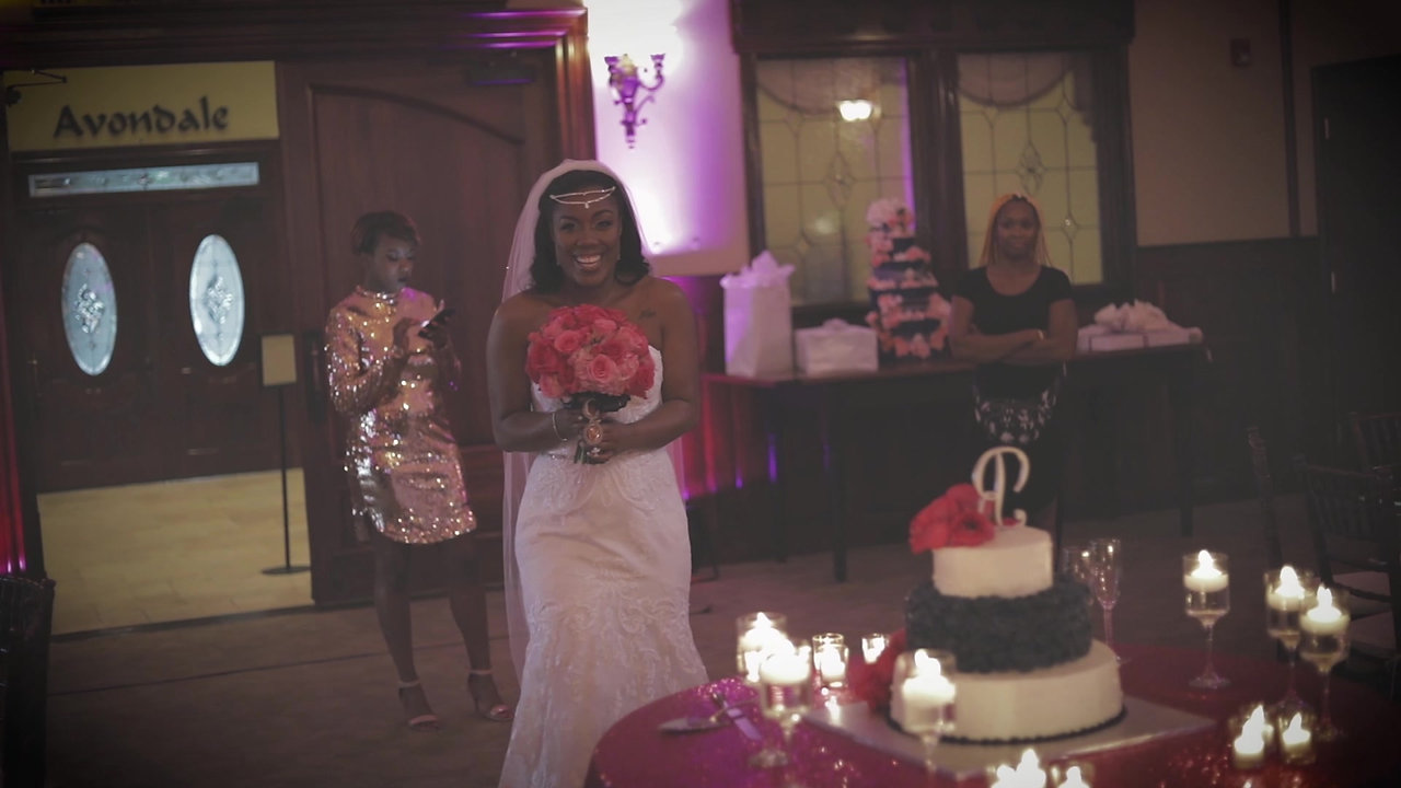 Ciao Bella Weddings Room Reveal