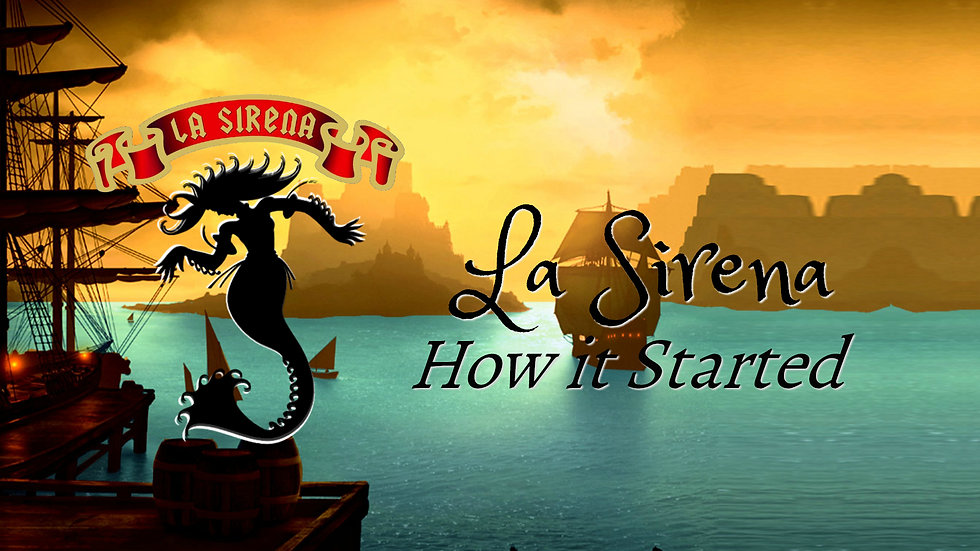 La Sirena Cigars - How it started