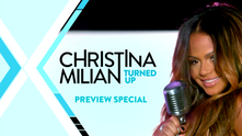 Christina Milian Turned Up - E!