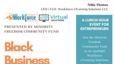 MFCF Presents: Black Business Spotlight