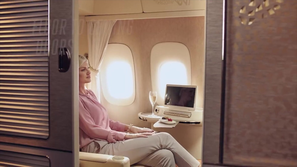 Holiday Luxury - Film 3 (Airlines) D2