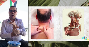 Healing your back pain with oil massage