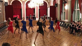 """Lady Dance"" in Vienna."