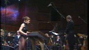Kuljerić conducting Concerto for Ivana excerpts, the premiere