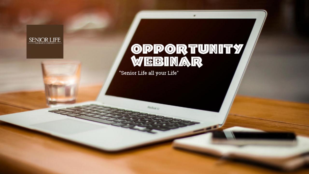 Opportunity Webinar