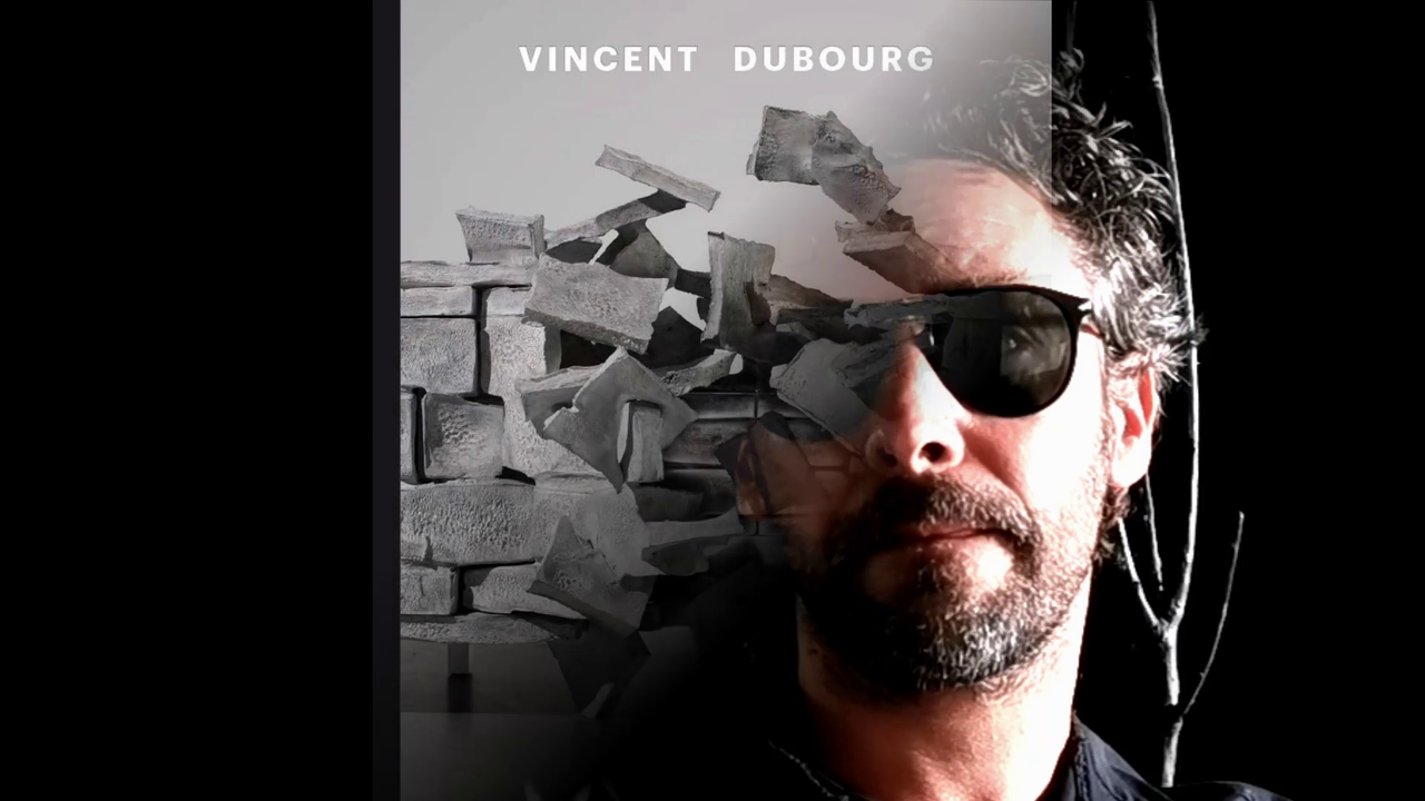 """We're lucky to be together, here, in this moment"" Vincent Dubourg"